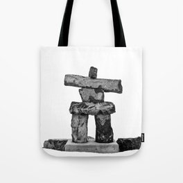 Mountain Man Tote Bag