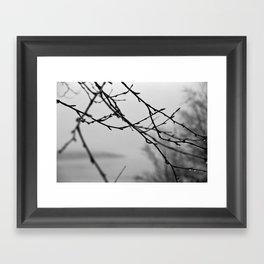 A Whisper No. 01 Framed Art Print