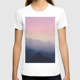 Foggy Mountains T-shirt