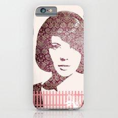 Beauty is Fleeting #1 Slim Case iPhone 6s