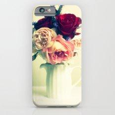 Roses & Lavender iPhone 6s Slim Case