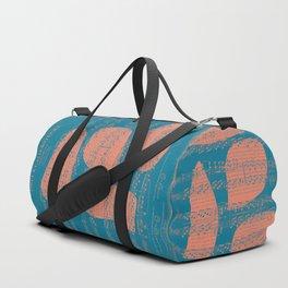Schubert Sheet Music - Impromptu Duffle Bag