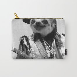 Rockstar Sloth #2 Carry-All Pouch