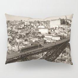 Porto sepia Pillow Sham