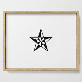 Stars 24 Serving Tray
