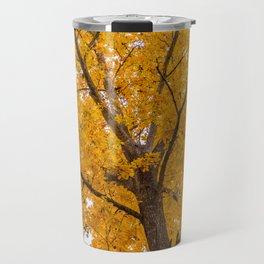 A Study in Yellow Travel Mug