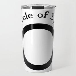 The Circle of Symbolism Travel Mug