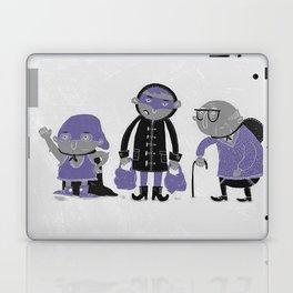 Superheroes! Laptop & iPad Skin