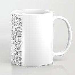 Rock Paper Scissors Coffee Mug