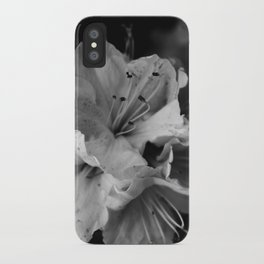 Timeless Black & White  iPhone Case