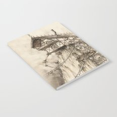 Steampunk House Notebook