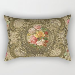 Antique Baroque Rectangular Pillow