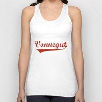 vonnegut Tank Tops featuring Team Vonnegut by Oscar Sierra