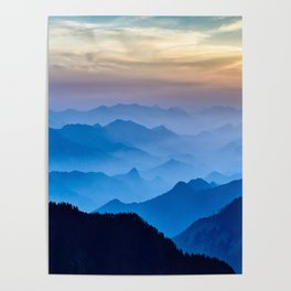Mountains 11 Poster