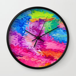 Fun! Fun! Fun! Wall Clock