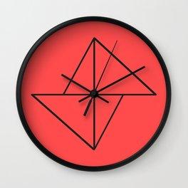 Ded Diamond Wall Clock