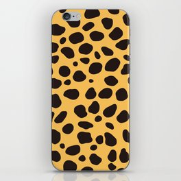 Cheetah Pattern_A iPhone Skin