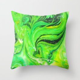 Cake Art -3 Throw Pillow
