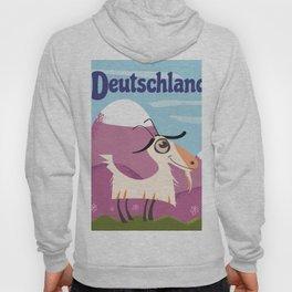 Deutschland Mountain Goat Hoody