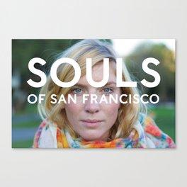 Souls of San Francisco Canvas Print