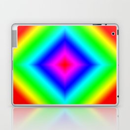 Diamond Prism Pulse Laptop & iPad Skin