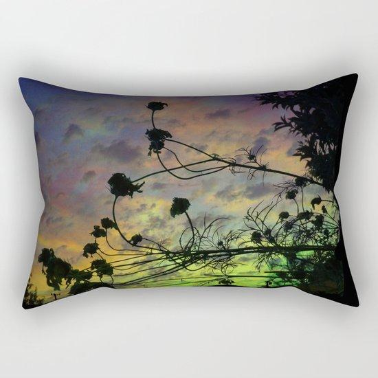 Prism Sun Rectangular Pillow