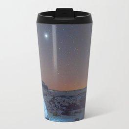 Starry Sky & Camp Vibes Travel Mug