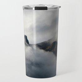 Shrouded in Mystery Travel Mug