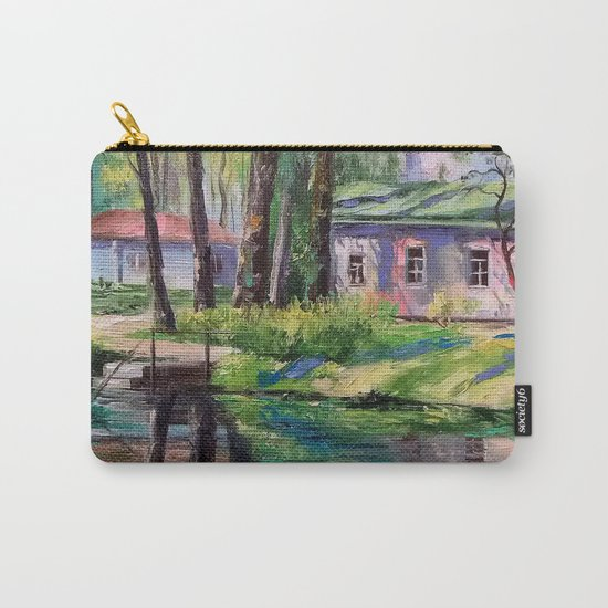 Spring day Carry-All Pouch