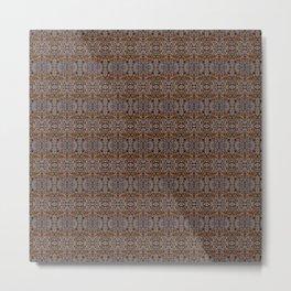 Deep Style Digital Pattern 05 Metal Print