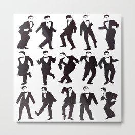 Gentlemen Metal Print