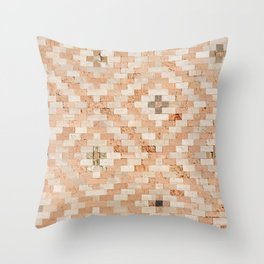 Marble decoration Throw Pillow