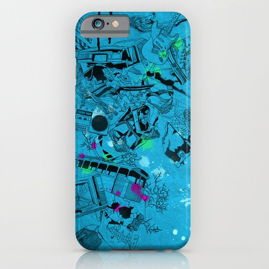 My Broken Dreams iPhone & iPod Case