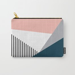 Colorful geometry 2 Carry-All Pouch