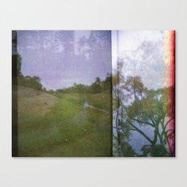 River runs through it Canvas Print