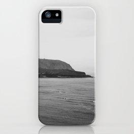 Lima Ocean iPhone Case