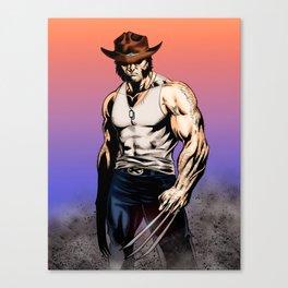 Xtra Man Canvas Print