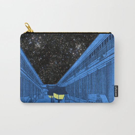 Life on the outside Carry-All Pouch