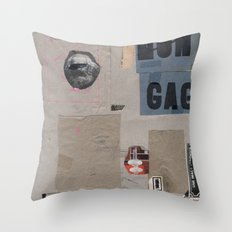 KM2P Throw Pillow