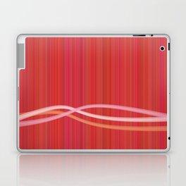Strawberry Waves Laptop & iPad Skin