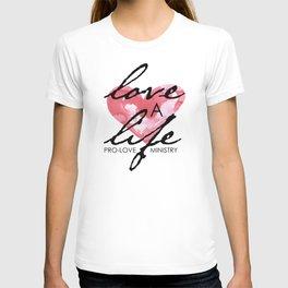 Love a Life T-shirt