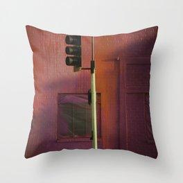 Wall & Window #2 - 2014 Throw Pillow