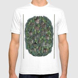 Little Forest Town T-shirt