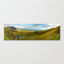 Conner Pass Panorama Canvas Print