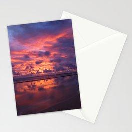 Kauai Hawaii Sunrise   Tropical Beach Nature Ocean Coastal Travel Photography Print Stationery Cards