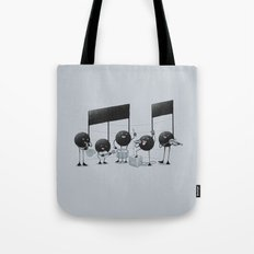 The Entertainer Tote Bag