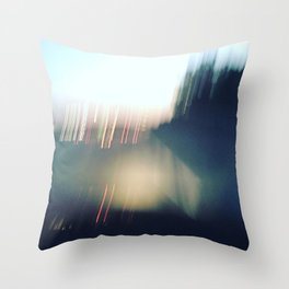 nightdrive 4 Throw Pillow