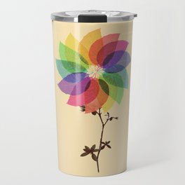 The windmill in my mind Travel Mug