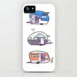Caravans iPhone Case