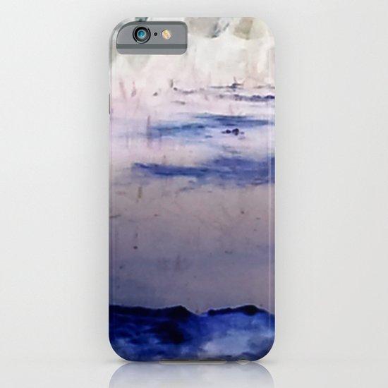 Winter Pond iPhone & iPod Case